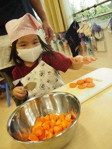幼稚園コース Cooking Day[ブラジル料理]