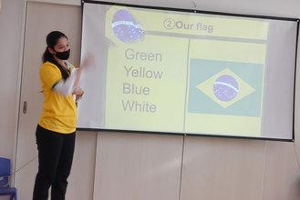 ブラジルプレゼンテーション