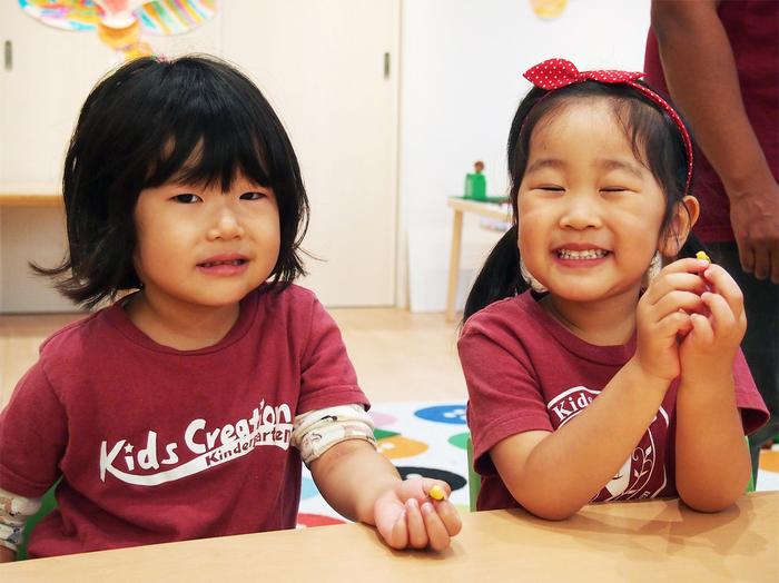つくば市 英語学童保育 英語幼稚園 キッズクリエーション プリスクール
