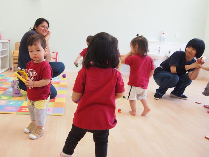 入園式 英語幼稚園 KidsCreation Kindergarten キッズクリエーション つくば