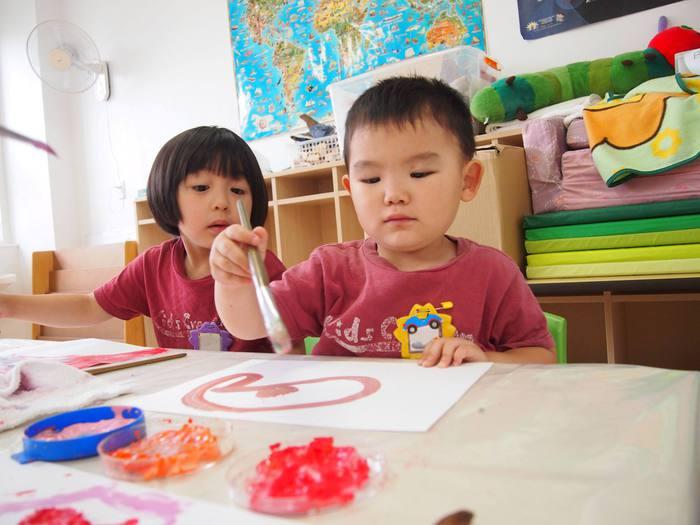 つくば市 英語幼稚園 英語学童保育 キッズクリエーション