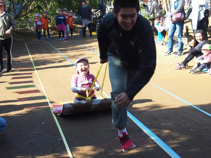 Sports Day つくばKids Creation 英語幼稚園