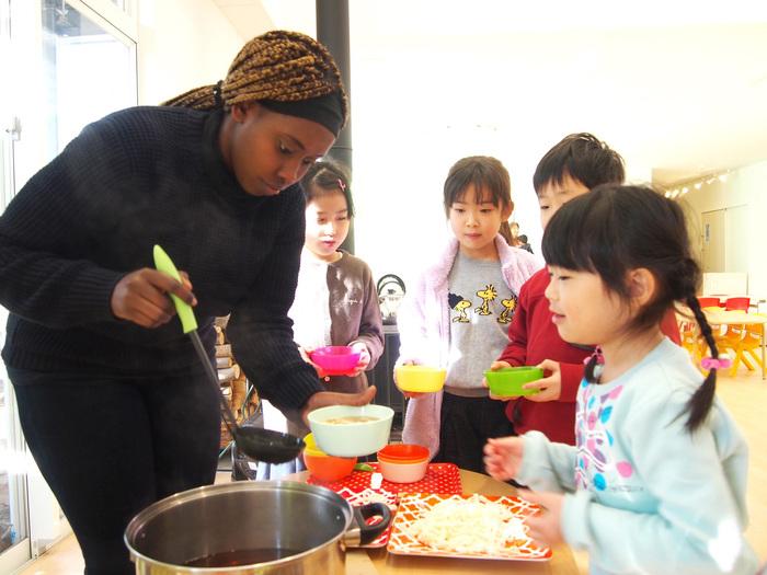 英語学童保育 プリスクール 英語幼稚園