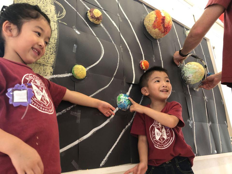 5月 英語幼稚園 KidsCreation Kindergarten キッズクリエーション つくば
