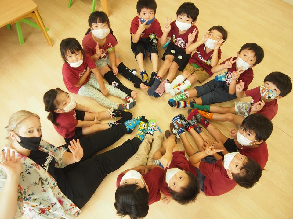 SummerSchool 英語幼稚園 KidsCreation Kindergarten キッズクリエーション つくば